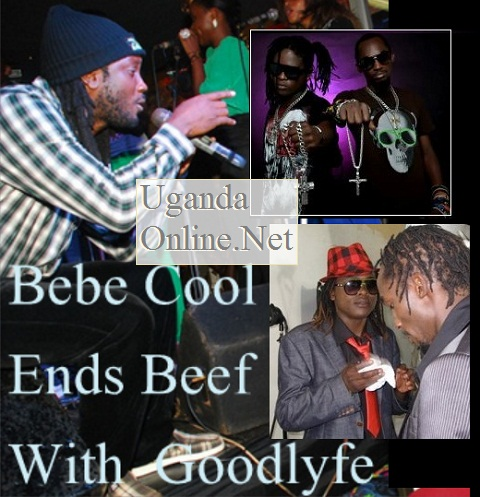 Bebe Cool makes peace with Radio and Weasel