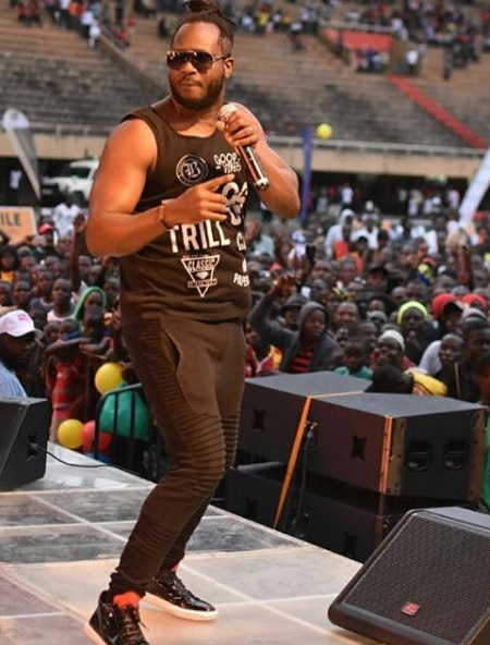 Bebe Cool at a recent function
