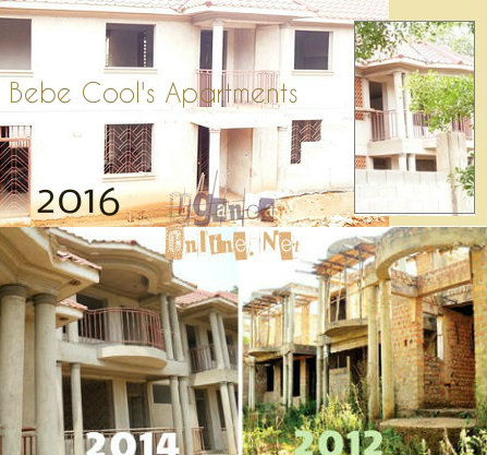 Bebe Cool's apartments