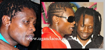 Chameleone and Bebe Cool are at it again