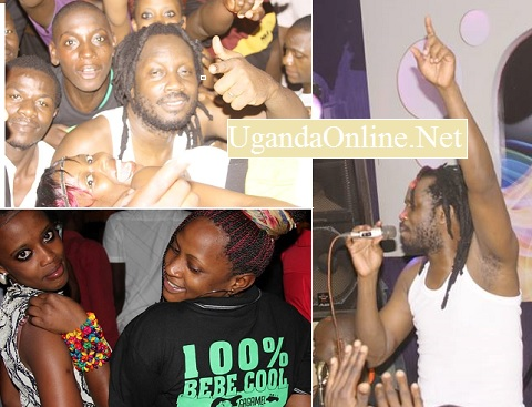 Bebe Cool Facebook Party at Club Amnesia