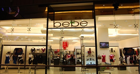 Bebe Fashions in UAE