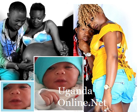 Big Eye and Sheila are blessed with a baby boy