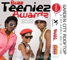 Buzz Teeniez Awards 2012