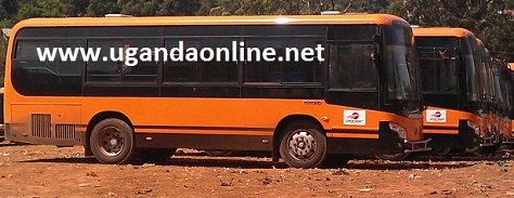 Pioneer Easy Bus in Kampala