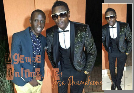 NTV the Beat's Douglas Lwanga and Chameleone