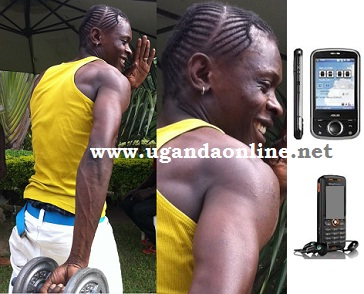 Jose Chameleone phones to be launched soon
