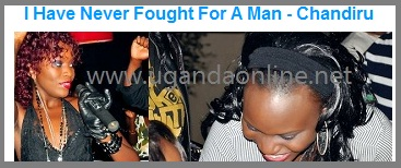 I have never fought for a man - Chandiru