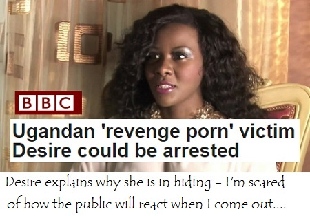 Desire Luzinda speaks to BBC