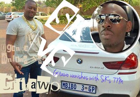 Chris Mbibo aka Gitawo VS. SK Mbuga