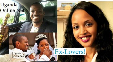 Ex-lovers Chritopher Thomas and Princess Ruth Komuntale back in the days