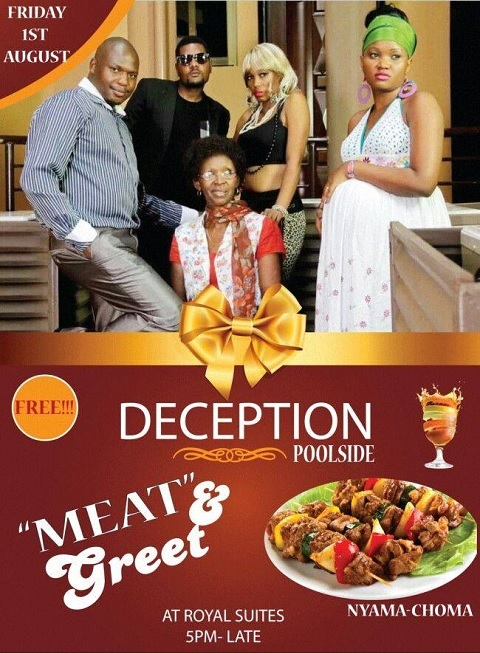 Deception - Meat and Greet