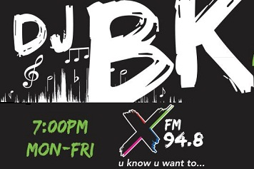 DJ BK crosses to XFM