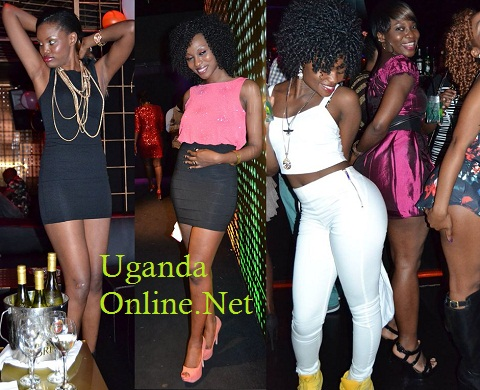 Some of the babes who turned for the Amaaso Dubai concert