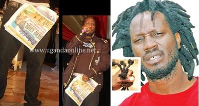 Bebe Cool and Bukedde Newspaper at it again