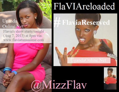 Flavia Reserved Online Show