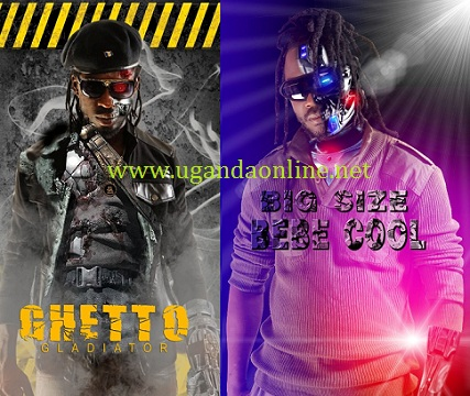Ghetto Gladiator Bobi Wine Vs Big Size Bebe Cool