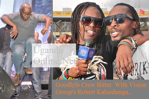 Moze Radio and Weasel are accusing Vision Group's boss for influencing the cancellation of the battle