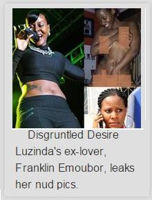 Oga Leaks Desire Luzinda's Nud# Pics
