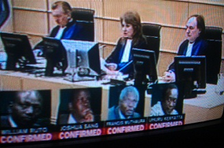 The ICC ruling on the 2007 post election violence in Kenya