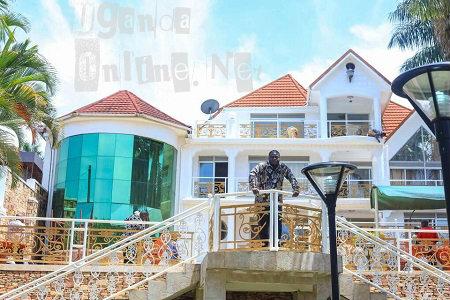Ivan Semwanga's Muyenga house