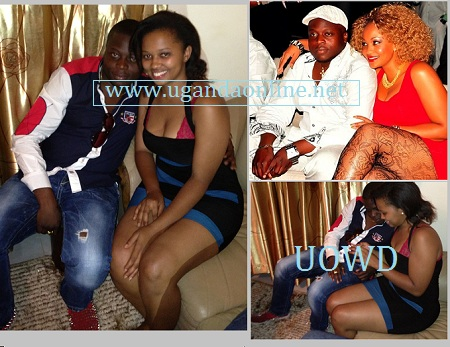Ivan Ssemwang did not waste any minute in replacing Zari with hot sexy Nickita
