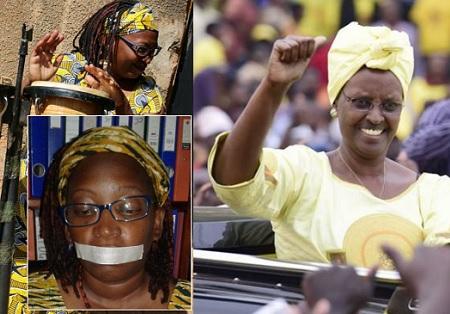 Stella Nyanzi takes on the First Lady