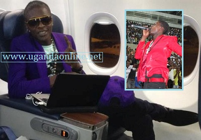 In Set: Jose Chaameleone performing in Tz and there after he travelled to Rwanda