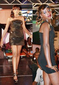 Little Black Dress at Club Silk
