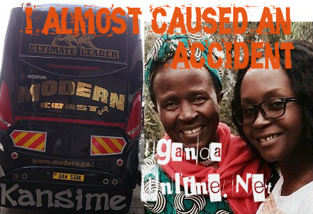 Bus with Kansime on it and inset is the Anne and the mom