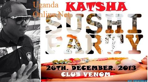 Katsha Sushi Party for Dec. 26