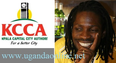 KCCA Tightens its grip on artistes who litter