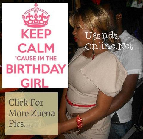 Zuena turns 27