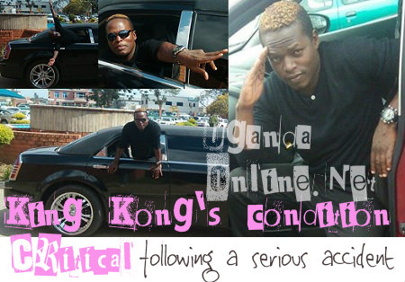King Kong while in Zambia