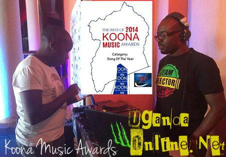 Koona Music Awards 2014