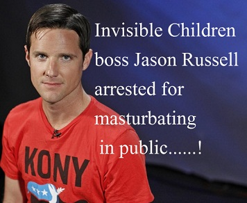 Jason Russell arrested after running naked on San Diego streets