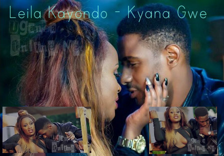 Leila Kayondo outs her Kyana Gwe video