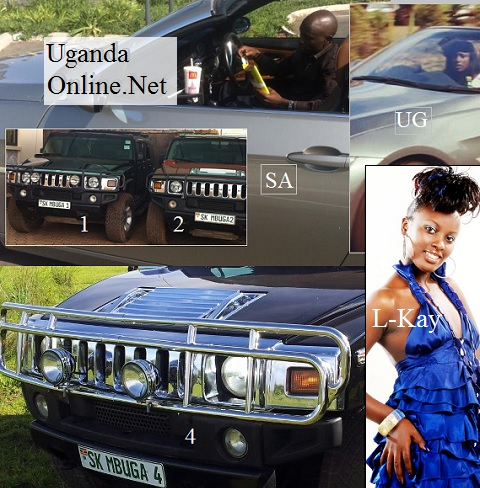 Tycoon Mbuga gives old BMW to Leila
