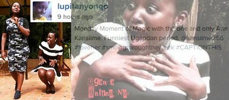 Anne Kansiime is the funniest Ugandan - Lupita