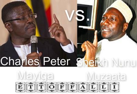 Premier Charles Peter Mayiga VS. Sheikh Muzaata