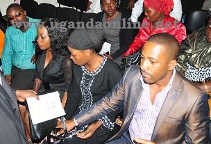 Bad Black, Hamida Kibirige and Meddie in court today