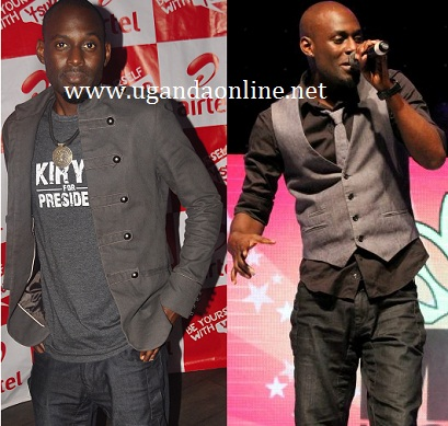 Maurice Kirya of the 'Misubawa' fame