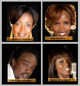 Tusker Project Fame 3 Contestants
