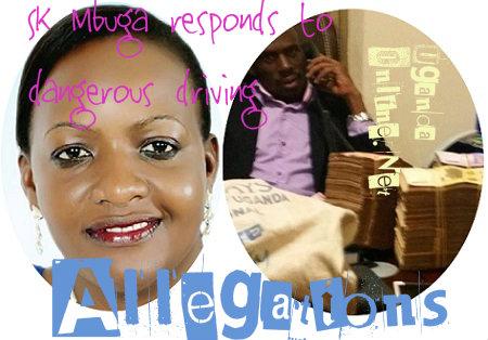 MP Nabilah Naggayi VS. SK. Mbuga