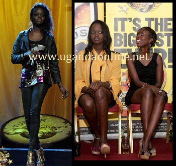 Nancy Chan in the Tusker Project Fame Season five Academy