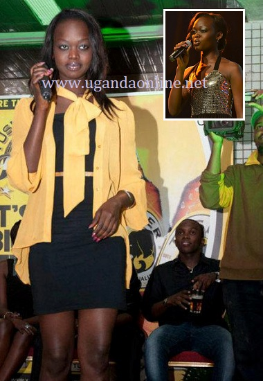 Nancy Chan from South Sudan was evicted from the Tusker Proje Fame Academy on July 14, 2012