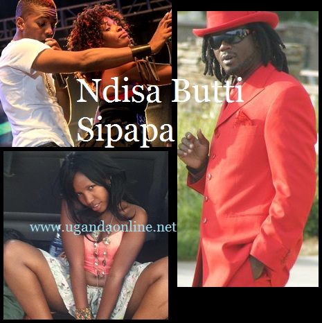 Ritah Karungi doing her thing with Konshens recently and below is when she is relaxed