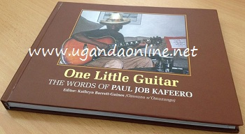 A copy of the One Little Guitar that can be got from Aristoc Booklex Centre