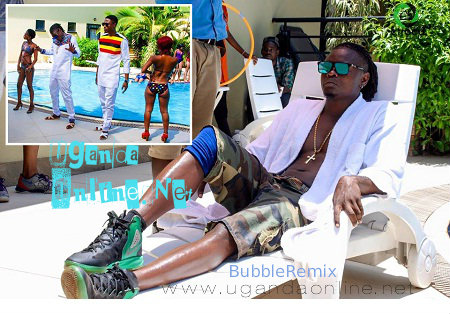 Pallaso done with the Bubble remix