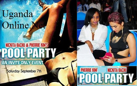 Nickita Bachu and Pherrie Kim's pool party in the offing